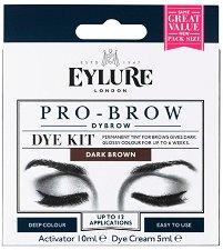Eylure Pro-Brow Dybrow - Боя за вежди - спирала