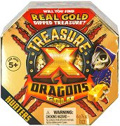 Treasure X: Dragons Gold - Комплект фигура изненада и аксесоари - играчка