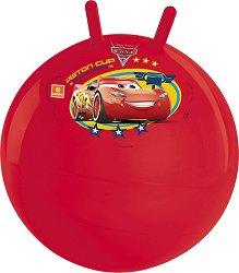 """Детска топка за скачане - МакКуин - От серията """"Колите"""" -"""