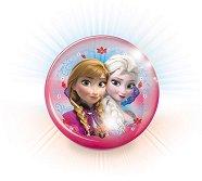 """Светеща топка - Елза и Анна - От серията """"Замръзналото кралство"""" - играчка"""