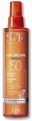 """SVR Sun Secure Oil - SPF 50 - Слънцезащитно сухо олио за чувствителна кожа от серията """"Sun Secure"""" -"""