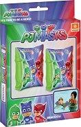 """Надуваеми пояси за ръце - Пи Джей Маскс - С размери 25 x 15 cm от серията """"PJ Masks"""" - играчка"""