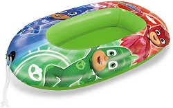 """Надуваема детска лодка - Пи Джей Маскс - От серията """"PJ Masks"""" - пъзел"""