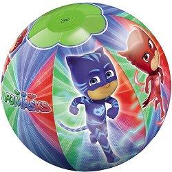 """Надуваема топка - Пи Джей Маскс - С диаметър ∅ 50 от серията """"PJ Masks"""" -"""