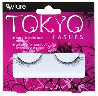 Eylure Tokyo Keiko - Изкуствени мигли в комплект с лепило -