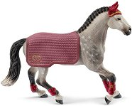 Тракенен кобила за турнири - фигура