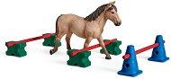 """Слалом с пони - Комплекти фигура и аксесоари от серията """"Животните от фермата"""" -"""