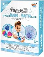 """Създай сам - Сапунени формички за баня - Образователен комплект от серията """"Mini Lab"""" -"""