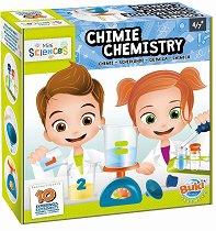 Химични опити - образователен комплект