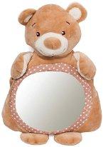 """Детско огледало - Мечето Bear Boo - Играчка за автомобил от серията """"Bear Boo"""" - играчка"""