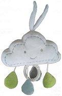 Плюшено облаче - Clouds - Музикална играчка за количка или легло -