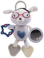 Плюшено зайче - Blue Heart - играчка