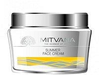 Mitvana Summer Face Cream - Летен крем за лице с нийм и краставица - крем