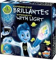 """Светлина - Образователен комплект от серията """"Експерименти"""" -"""
