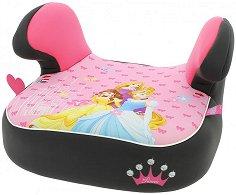 """Детско столче за кола - Dream - От серията """"Принцесите на Дисни """" за деца от 15 до 36 kg - пъзел"""