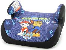 """Детско столче за кола - Topo - От серията """"Пес патрул"""" за деца от 15 до 36 kg - столче за кола"""