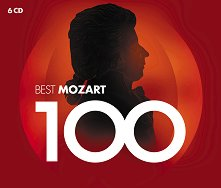 100 Best Mozart - 6 CD -