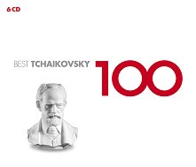 100 Best Tchaikovsky - 6 CD -
