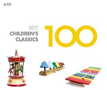 100 Best Children's Classics - 6 CD -