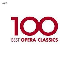 100 Best Opera Classics - 6 CD -