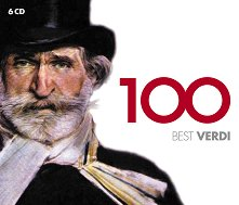 100 Best Verdi - 6 CD -