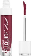 Wet'n'Wild MegaLast Liquid Catsuit High-Shine Lipstick - Течно червило с блестящ ефект -