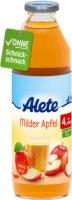 Alete - Сок от мека ябълка - Шише от 750 ml за бебета над 4 месеца -