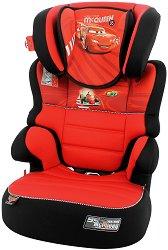 """Детско столче за кола - Befix - От серията """"Колите"""" за деца от 15 до 36 kg - продукт"""