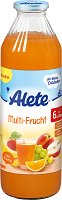 Alete - Сок от мулти плодове - Шише от 750 ml за бебета над 6 месеца - продукт