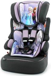 """Детско столче за кола - Beline - От серията """"Замръзналото кралство"""" за деца от 9 до 36 kg - столче за кола"""