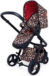 Бебешка количка 2 в 1 - Giggle 3 Special Edition: Hear us Roar - С 3 колела -