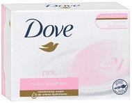 Dove Pink Beauty Cream Bar - Тоалетен розов крем сапун - продукт
