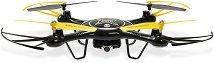 """Дрон с камера и Wi-Fi - X31.0 Explorers - Играчка с дистанционно управление от серията """"Ultra Drone"""" - играчка"""