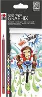 Акварелни моливи - Funky Monkey