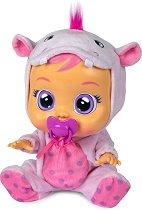 Cry Babies - Хопи - Плачеща кукла бебе - басейн
