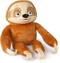 Ленивец - Господин Слоу - Интерактивна плюшена играчка - кукла