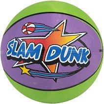 Топка за баскетбол - Slam Dunk -