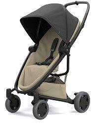 Комбинирана бебешка количка - Zapp Flex Plus - С 4 колела -