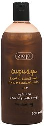 Ziaja Cupuacu Crystalline Shower & Bath Soap - Хидратиращ душ гел с купуасу - продукт