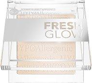 """Bell HypoAllergenic Fresh Glow - Хайлайтър пудра за лице и тяло от серията """"HypoAllergenic"""" - четка"""