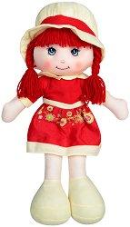 Говореща парцалена кукла - Интерактивна играчка със звукови ефекти -