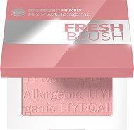 """Bell HypoAllergenic Fresh Blush - Хипоалергенен руж за лице от серията """"HypoAllergenic"""" -"""