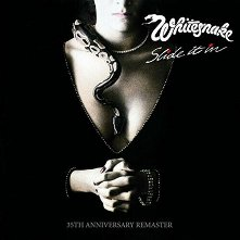 Whitesnake - Slide It In: 35th Anniversary Remaster - албум