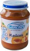 Ganchev - Пюре от кайсии - Бурканче от 190 g за бебета над 4 месеца - пюре