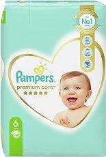 Pampers Premium Care 6 - Extra Large - продукт