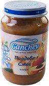 Ganchev - Пюре от плодова смес - Бурканче от 190 g за бебета над 4 месеца - продукт