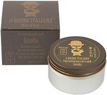 Barba Italiana Matte Hair Paste - Insolia - Матираща паста за коса с много силна фиксация -