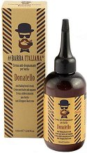 Barba Italiana Anti-Flaking Beard Cream - Donatello - Ексфолиращ крем за брада - душ гел