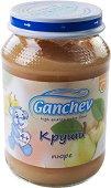 Ganchev - Пюре от круши - Бурканче от 190 g за бебета над 4 месеца -