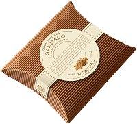 Mondial Sandalwood Luxury Shaving Cream - Refill - Пълнител за крем за бръснене с аромат на сандалово дърво -